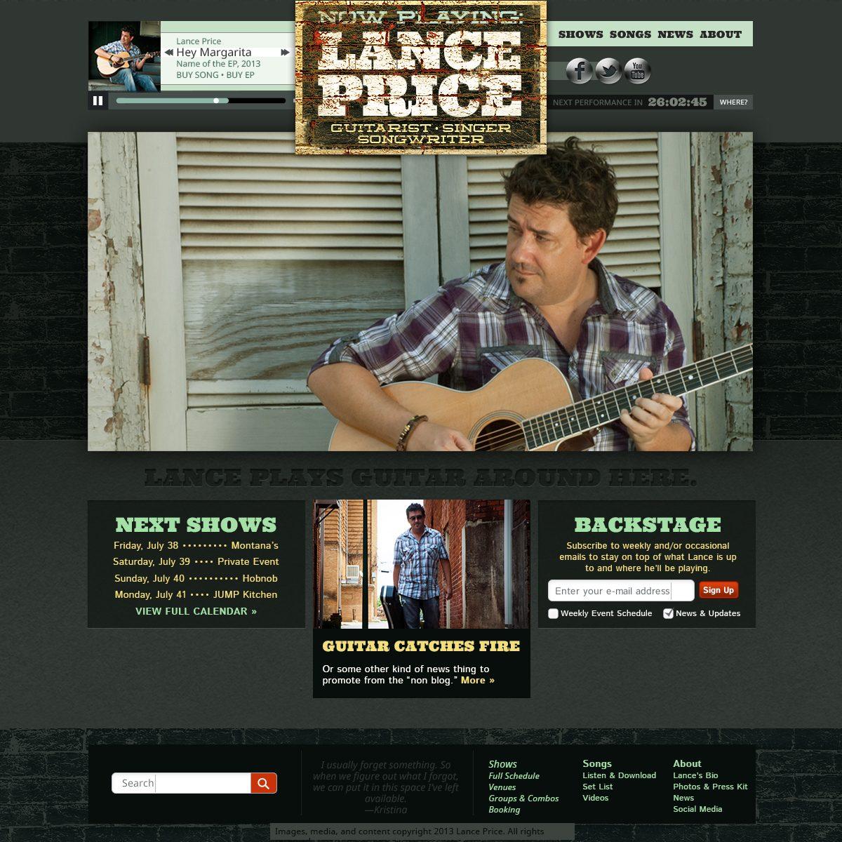 LancePrice.net