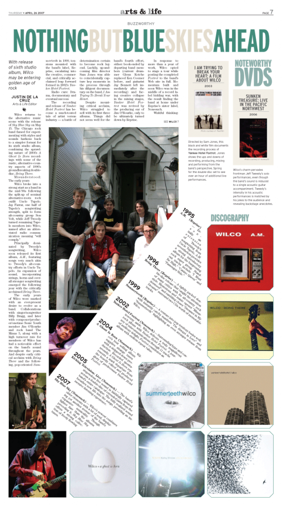 Wilco feature for FSView