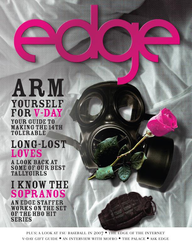 Edge Magazine February 2007